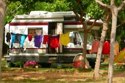 Brauchwasser für die große Wäsche einsetzen.