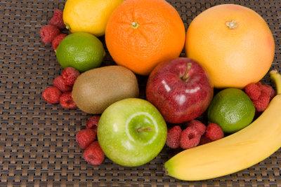 Ein gesunder Obstteller kann unterstützen.