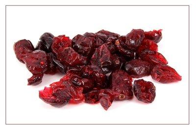 Cranberries sind gesund und lecker.
