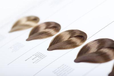 Bio-Haarfarben schonen die Haare