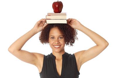 Mit Vitaminen macht Lernen Spaß.