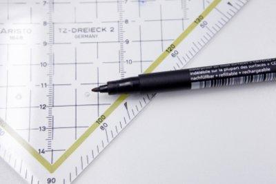 Ohne Winkelmesser einen Winkel messen