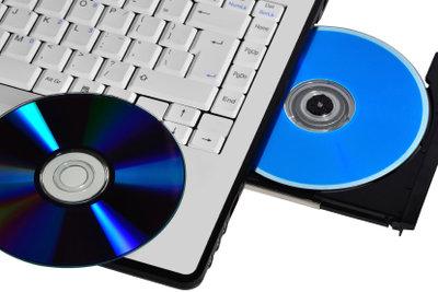CD-Laufwerke können selbst gereinigt werden.