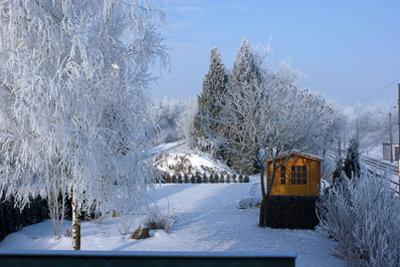 Winterzeit - Häkelzeit.