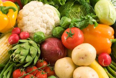 Helle Soße passt zu jedem Gemüse.