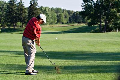 Golfer sollten spezielle Übungen absolvieren.