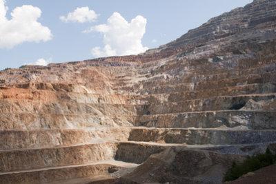 Minecraft basiert auf Bergbau.