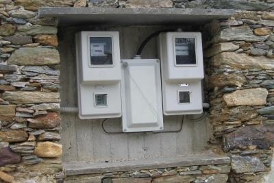 Stromzähler arbeiten fast immer genau.