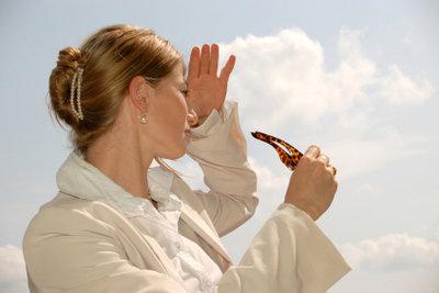 Chignon ist eine einfache Hochsteckfrisur zum selber machen.