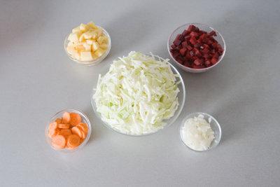 In weißer Bete stecken viele Vitamine.