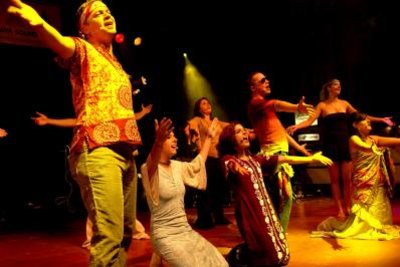 So sieht echte Hippiemode aus.