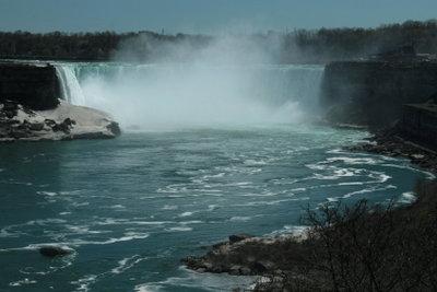 Niagara-Wasserfälle - ein Muss bei Ostküsten-Touren