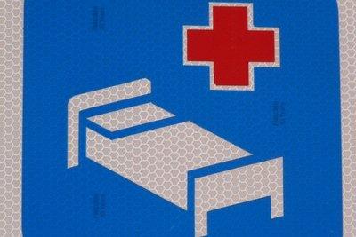 Ein Praktikum im Krankenhaus ist möglich.