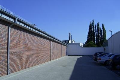 Dachrinnen müssen immer zum Dach passen.