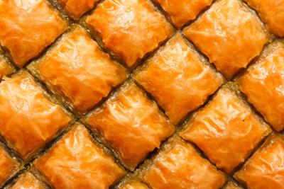 Baklava zum Zuckerfest
