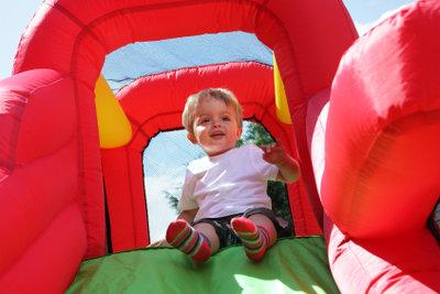 Römer Party für den Kindergeburtstag