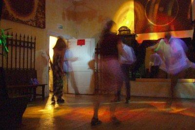 Tanzen hält wach.