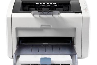 Ein Drucker mit WLAN ist netzwerkfähig.