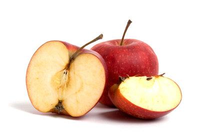 Obst bietet den Obstfliegen Nahrung.