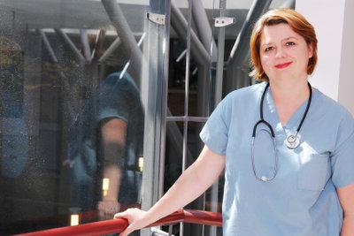 Kein Beruf sondern eine Berufung - Pflegehelferin.