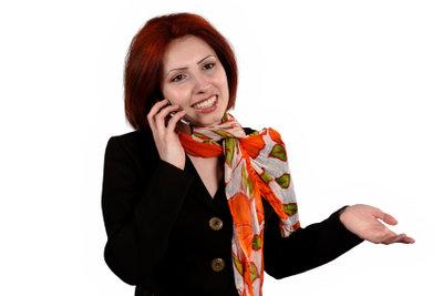 Das Telefon vor dem Gespräch entsperren