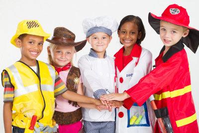 Sozialpädagogen arbeiten auch mit Kindern