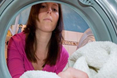 Handtücher am besten bei 60° waschen.