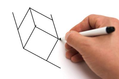 Einen Würfel in Corel Draw zeichnen