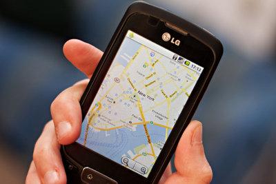 Touchscreen-Probleme bei Smartphones