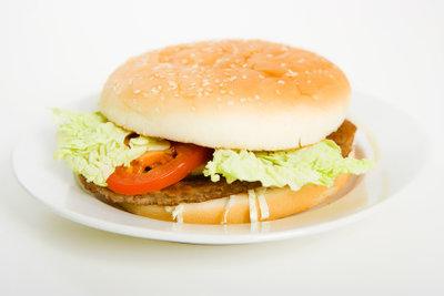 Hamburger - der Inbegriff von Fast Food