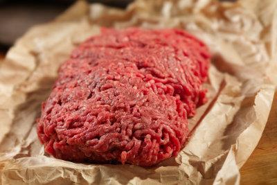 Zu viel Fleisch kann Gicht auslösen.