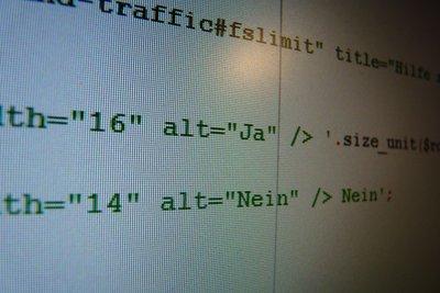 Möglicher HTML-Code von CFM-Dateien