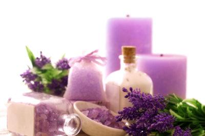Lavendel kann gegen Schwitzen helfen.