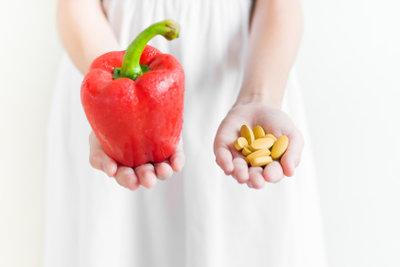 Gesund abnehmen mit Gemüse statt Tabletten
