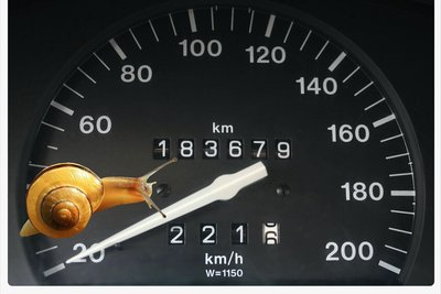 km/h messen oder berechnen?