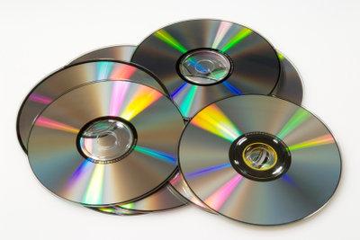 So brennen Sie Videoaufnahmen auf DVD.