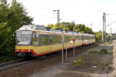 Erobern Sie Nordrhein-Westfalen mit der Stadtbahn.