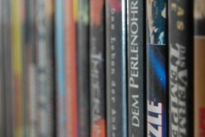 Videos werden oft auf Festplatte gespeichert.