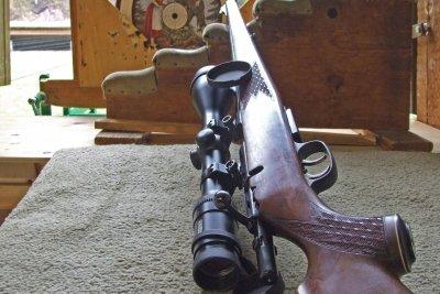 Erben brauchen eine Waffenbesitzkarte.