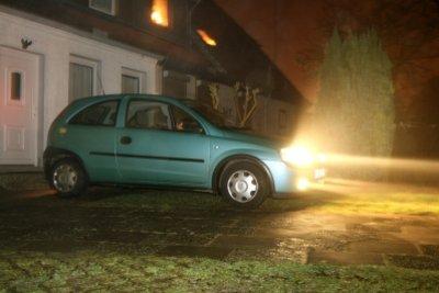 Beim Opel Corsa C Steuerkette wechseln.