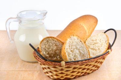 Abnehmen und entgiften mit der Brötchen-Diät.
