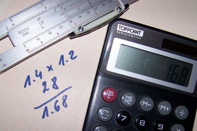 Mathematik ist keine Hexerei.