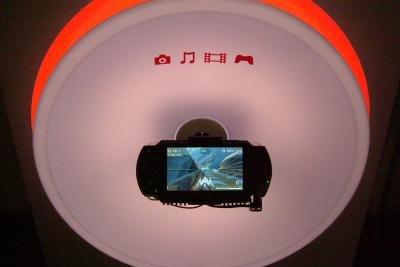 Die PSP steht für mobilen Spielspaß.