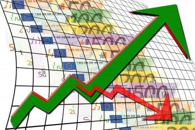 Eine Inflation führt zum Kaufkraftverlust.