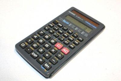 Mit dem Taschenrechner eine Produktgleichung lösen.