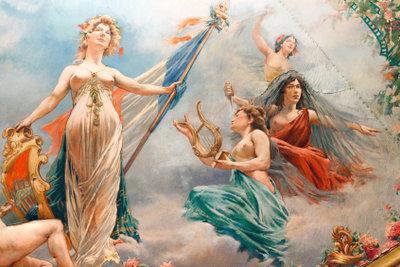 Symbole in Gemälden - entdecken und deuten