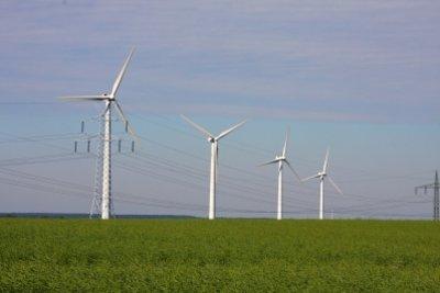 Auch Windräder brauchen Abkühlung!