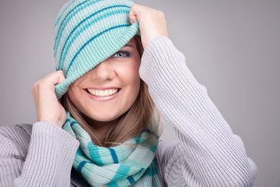 Lieblingsmütze mit passendem Schal
