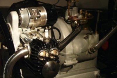 Das richtige Motorenöl ist sehr wichtig.