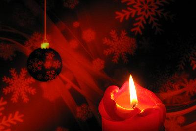 Ein lebendiger Adventskalender verschönt den Advent.